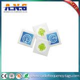 3m 접착제 지불을%s 수동적인 RFID 칩 스티커 MIFARE 스티커