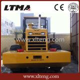In China 10 Tonnen-raues Gelände-Gabelstapler für Verkauf hergestellt