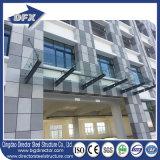 China-preiswerter Stahlgebäude-Preis-vorfabriziertes/Fertiglager für Verkauf