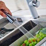 Flg Pintura grifo de latón saca mezclador para fregadero de cocina