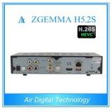 Nieuw Product Dubbele Core Bcm73625 H. 265 de Decoder TweelingDVB S/S2 Zgemma H5.2s van TV