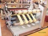 Machine de fente non-tissée automatique de découpage de tissu