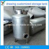 Вертикальный подогреватель цистерны с водой для хранения масла