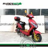 Motocicleta eléctrica con el marco de acero