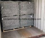 Горячее окунутое гальванизированное шестиугольное плетение провода с низкоуглеродистой сталью