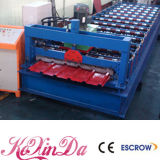 Rodillo del perfil de 840 azoteas que forma la máquina
