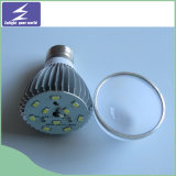 대중적인 알루미늄 라운드 5W E27 LED 전구