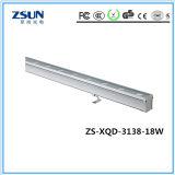 Luz de la arandela de la pared del LED con el poder más elevado LED para la luz del puente y de la pared