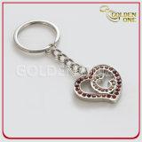 Kundenspezifische Inner-Form-vorzügliches Metall Keychain