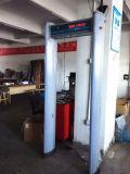 Camminata cilindrica di 6 zone del metal detector popolare di progressione tramite il cancello