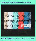 De plastic Volledige Kleur van de Kaart van pvc van de Kaart