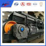 Transportes de correia padrão e personalizados para a planta do cimento, minando com transporte interurbano