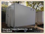 Ys-Fb290b 2.9m weißer Kaffee-Karren-Eiscreme-LKWas für Verkauf