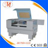가져온 모터 (JM-750H-CCD)를 가진 평야에 의하여 착색되는 Laser Cutting&Engraving 기계
