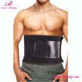 Adelgazar los corsés negros del entrenamiento de la cintura de la pérdida de peso de la correa del condensador de ajuste de la cintura