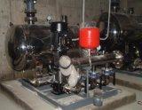 Usine d'approvisionnement en eau dans la construction