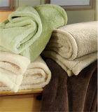 100%년 폴리에스테 도매 보통 색깔 산호 양털 담요 (ES2091803AMA)