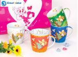 Nuova tazza di caffè della porcellana di disegno 2017