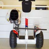 Rad 2, das den elektrischen Roller-Wind-Vagabunden steht elektrische Golf-Karre 2000W balanciert