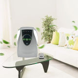 Controle Remoto 500mg / H Portable Ozone Generator Air Purifier