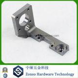 Proceso de altas piezas que trabajan a máquina del CNC del recambio de Quolity