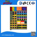 Multi Funktions-Sport-Spiel-Handelsgüte-Innentrampoline für Verkauf