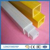 Tubos redondos de varios tamaños y tubos redondos de fibra de vidrio