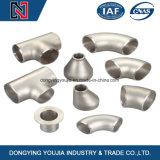 Garnitures de pipe de bâti d'acier inoxydable de bonne qualité