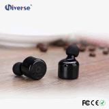 심천 제조자 도매 이동 전화를 위한 확실한 무선 입체 음향 Earbuds 고품질 소형 보이지 않는 Earbuds CSR