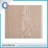 Painel de parede de madeira do PVC do projeto