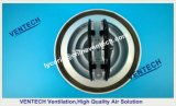 Ventilations-Systems-Diffuser (Zerstäuber) mit feuchterem rundem Aluminiumdiffuser (Zerstäuber)