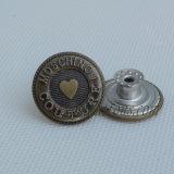 衣類のための旧式な様式別のデザイン真鍮のボタン