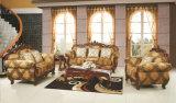 新しい到着ホーム家具(168-3)のための高貴な様式ファブリックソファー