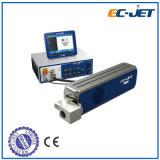 """طابعة EC- جت الألياف الليزر مع """" يليها """" نظام التحكم المركزي 6050"""