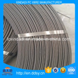 5mm ASTM A421のプレストレストコンクリートの鋼線