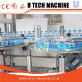 Máquina de etiquetado caliente rotatoria del pegamento del derretimiento