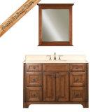 Module américain augmenté par Fed-1612 de Bath de vanité de salle de bains de type de porte de panneau