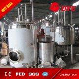 sistema de llavero de la cervecería 500L con la función de calefacción de vapor