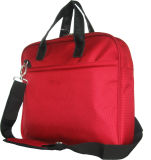 Dame Laptop Computer Business Nylon Rode Manier draagt Functie 14 '' Dame Laptop Bag