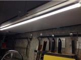 Lumière en aluminium uniforme liable de barre de la source lumineuse DEL pour le cas d'exposition