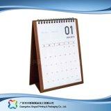 Calendario de escritorio creativo para el regalo de la decoración de la fuente de oficina (xc-stc-013)