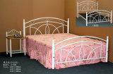홈 또는 호텔 침실 가구 두 배 금속 침대 (602#)