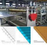 Machine van de Uitdrijving van het Blad van PC van het polycarbonaat de Holle