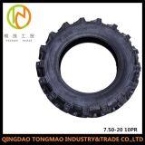 TM750f 7.50-20 10pr 트랙터 타이어 또는 Agriculature 타이어