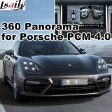 Поверхность стыка вид сзади & 360 панорам для Порше Macan Panamera Cayenee etc с экраном бросания сигнала ввода системы Lvds RGB PCM 4.0
