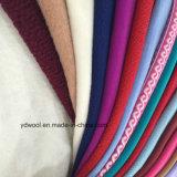 Tela lista de lana de /Semi-Worsted que hace punto Greige