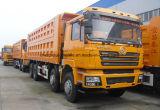 30t 8X4 Shacman 35 toneladas de carro de vaciado resistente