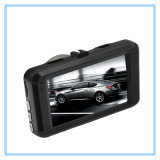 Carro DVR do gravador de vídeo da came do traço de Novatek 96223 auto com as 6 lâmpadas do IR