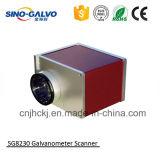Varredor de laser Sg8230 da alta qualidade 3D para marcar nos alvos 3D