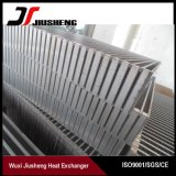 Aluminiumplatten-Flosse-Wärmetauscher-Kern